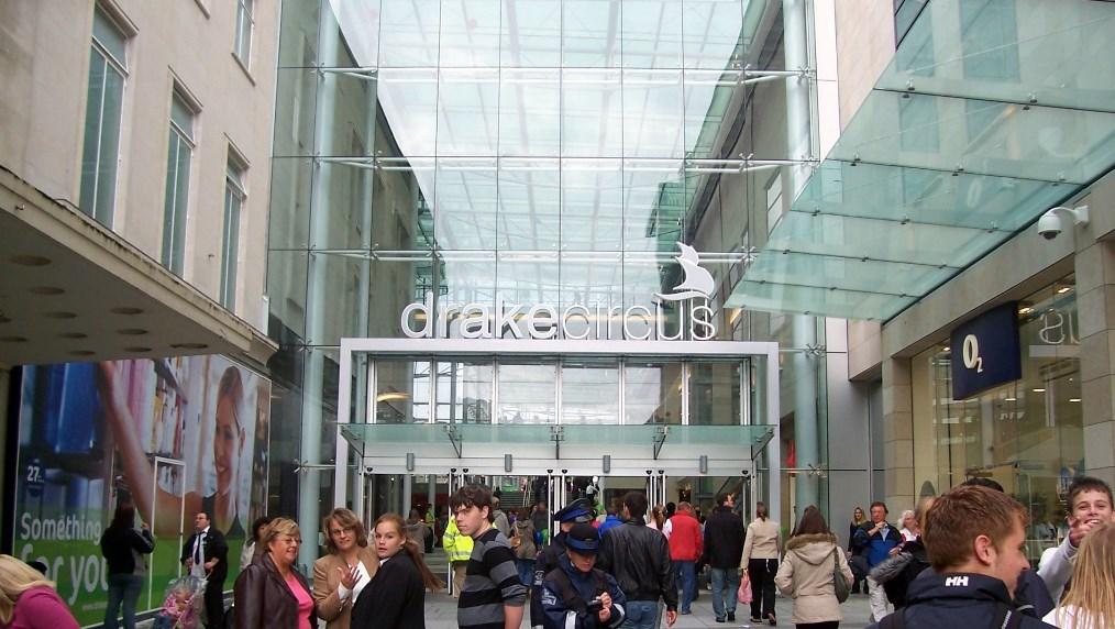 FacadeTect Drake Circus Centre